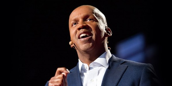 Bryan Stevenson's TED talk a great example of Storytelling