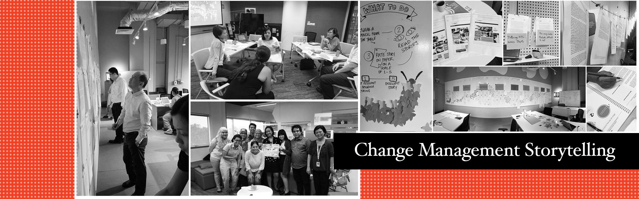 Storytelling Training and Workshop Singapore