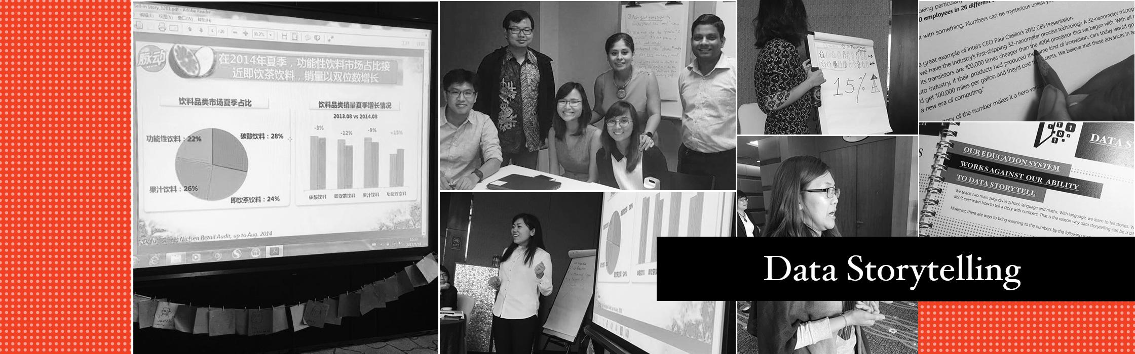 Sales Storytelling Training Workshop Singapore Malaysia