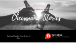 Storytelling : Struggling with Building Rapport