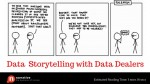 Data Storytelling : Enough from me. Let's talk to Data dealers ! Part 1 of 5