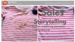 Sales Storytelling is not a before and after washing powder commercial