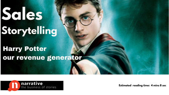 harry potter narrative This article explores the use of narrative therapy in the psychoanalytic field in  particular, the article examines the use of fairytales, specifically the harry potter.