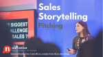 Sales Storytelling : Pitching