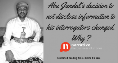 Sales Storytelling:  The Connection between Delight and Abu Jandal's Decision