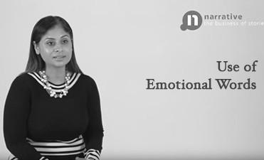 Emotional words-video