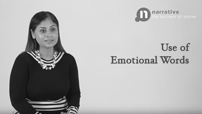 Emotional words-video