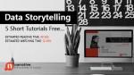 Data Storytelling: 5 short, free tutorials…