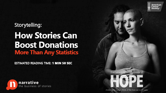 Brand Storytelling : How Stories Can Boost Donations.