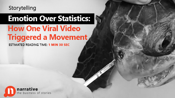 Data Storytelling: How One Viral Video Triggered a Movement