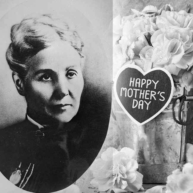 Anna Reeves Jarvis & Mother's Day
