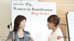 Storytelling : Women in Boardrooms Part 2 of 5