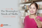 The Meaningless Stock of Skills