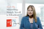 Storytelling : Simply Scroll is Effortless
