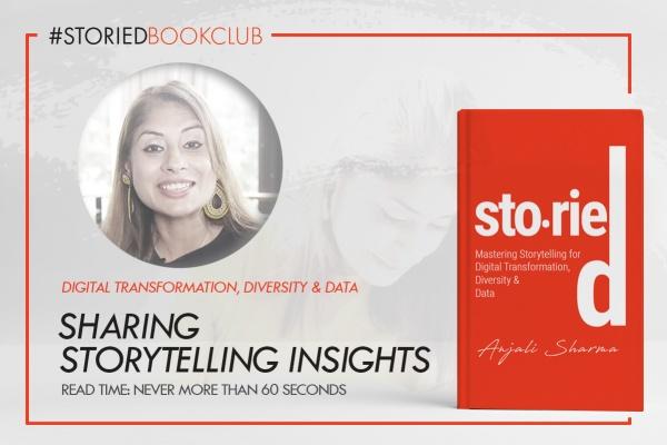 Storytelling makes mundane magical