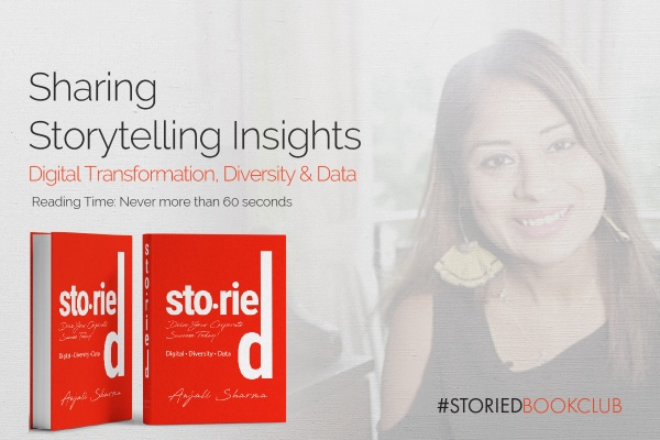 Storytelling : Tell me about yourself